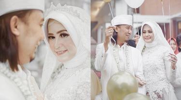 Penuh Kebahagiaan, Ini 7 Momen Pernikahan Ade Jigo