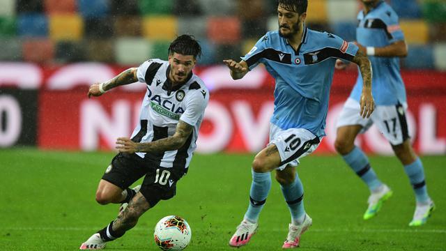 Ditahan Udinese, Lazio Gagal Kembali ke Posisi Dua Klasemen