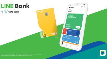 Line Bank by Bank Hana