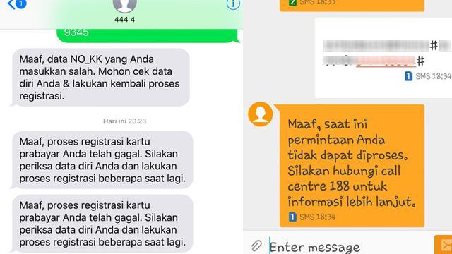 Ini Solusi Ampuh Jika Masih Gagal Registrasi Ulang Kartu Sim Citizen6 Liputan6 Com