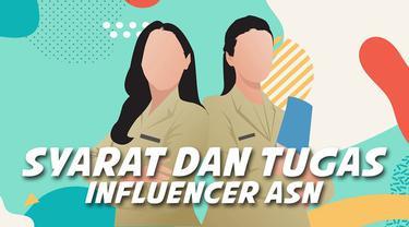 ASN yang aktif di media sosial direncanakan bisa menjadi influencer pemerintah.Bidang tersebut ditangani oleh Dirjen Informasi Komunikasi Publik (IKP) Kominfo.