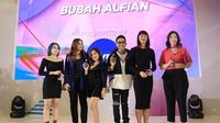 NIVEA mengadakan beauty talks bersama para expert dan juga mendukung fashion show Luna Habit yang berlangsung di FImelaFest 2018, Gandaria City, Jakarta (17/11).