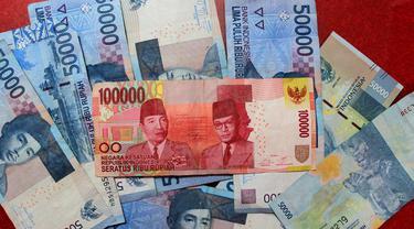 Ilustrasi Mata Uang Rupiah