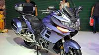 Benelli 1200GT (Car and Bike)
