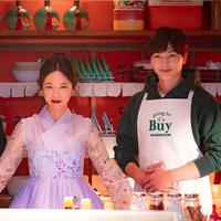 Hanbok Mystic Pop-up Bar