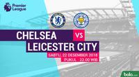 Premier League Chelsea Vs Leicester City (Bola.com/Adreanus Titus)