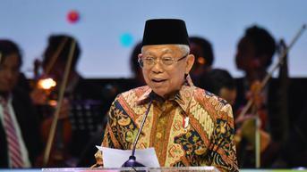 Wapres: Indonesia Bisa Jadi Pemain Utama Industri Halal