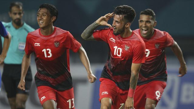 INDONESIA VS CHINESE TAIPEI