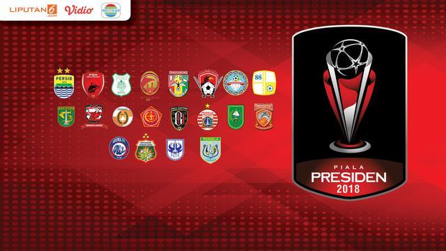Banner Piala Presiden