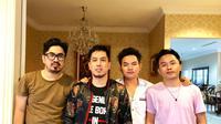 Band Pintu Depan yang diisi oleh Dodhy Eks Kangen Band. (Istimewa)