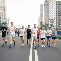Social Run Sunday (Resolution Run) bareng adidas Runners Jakarta (Image Credit: adidas Indonesia)