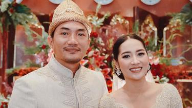 [Fimela] Potret Pernikahan Niken Anjani dan Adimaz Pramono