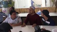 Raffi Ahmad dan Billy Syahputra Jenguk Saipul Jamil di Lapas [foto: instagram]