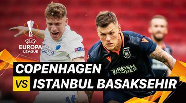 Berita video gol-gol Copenhagen pada leg II babak 16 besar Liga Europa 2019/2020 yang mengantarkan mereka berjumpa Manchester United pada laga perempat final yang digelar Selasa (11/8/2020) dini hari WIB.