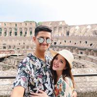 Meski sudah menikah, Tasya Kamila dan suami masih jalani LDR. (instagram/tasyakamila)