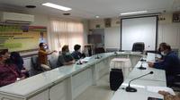Ombudsman Republik Indonesia (RI) Perwakilan Sumatera Utara (Sumut) melakukan inspeksi mendadak ke RSUD Pirngadi Medan