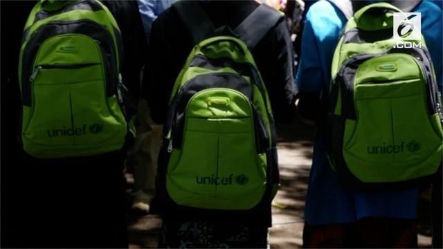 UNICEF melaporkan lebih dari 200 tentara anak telah berhasil dibebaskan dari Sudan Selatan.