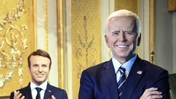 Prancis Tarik Dubes di AS dan Australia Usai Kapal Selam Batal Dibeli