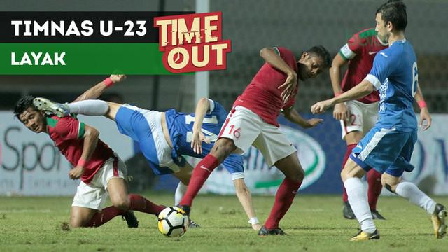 Berita video Time Out kali ini tentang Skuat Timnas Indonesia U-23 yang dianggap layak untuk bersaing di Piala AFF 2018.