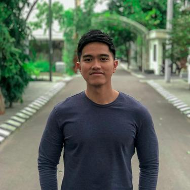 Kaesang Pangarep. (Foto: Instagram @kaesangp)