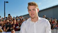 Bek Juventus, Matthijs de Ligt. (Bola.com/Dok. Juventus)