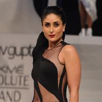 Kareena Kapoor tetap tampil modis saat hamil. (AFP/Bintang.com))
