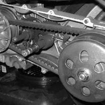 CVT motor skutik (Foto: Driveaccord).