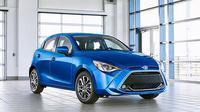 Toyota Yaris berbasis Mazda2 (ist)