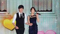 Yoona `Girls Generation` bersama kekasihnya akan menunjukkan romantisme mereka saat menjadi pembawa acara.