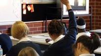Ilustrasi siswa di Australia (ABCNews)