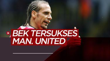 Berita video 5 bek tersukses Manchester United yang patut dicontoh Harry Maguire dan Wan Bissaka.