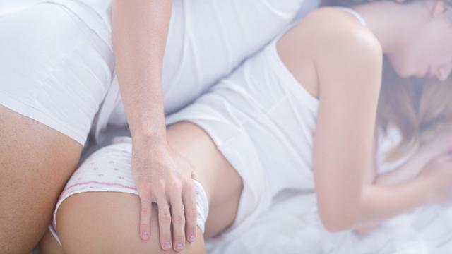Ilustrasi posisi seks (iStockphoto)