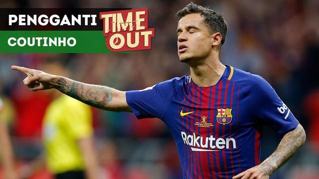 Berita video Time Out kali ini tentang Liverpool yang yang masih mengincar pemain untuk pengganti Philippe Coutinho. The Reds dikabarkan mengincar salah satu dari dua gelandang.
