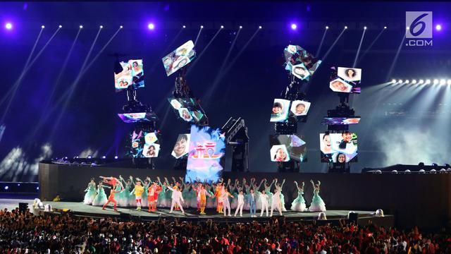 Penyambutan Kota Hangzhou Sebagai Tuan Rumah Asian Games 2022