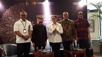 Lombok menjadi destinasi wisata halal terbaik versi IMTI 2019 (Liputan6.com/Komarudin)