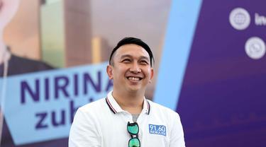 Augie Fantinus (Nurwahyunan/bintang.com)