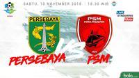 Liga 1 2018 Persebaya Surabaya Vs PSM Makassar (Bola.com/Adreanus Titus)