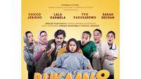 Poster Film Bukaan 8