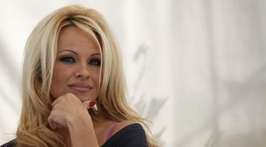 Pamela Anderson (Reuters)