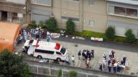Serangan Penusukan di Pusat Disabilitas Jepang, 19 Orang Tewas