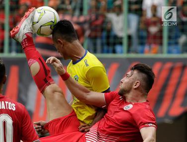 Marko Simic 5 Gol, Persija Bantai Kepri Jaya 8-2