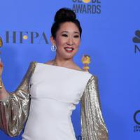 Sandra Oh (Foto: KEVIN WINTER / GETTY IMAGES NORTH AMERICA / AFP)