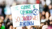 Ilustrasi Penanggulangan Perubahan Iklim (Markus Spiske/Unsplash).