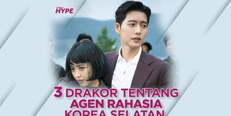 Drama Korea tentang agen rahasia ini menegangkan dan menarik untuk ditonton! Ada apa saja? Yuk, cek video di atas!