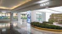 Tampilan Oppo Gallery yang baru dibuka di Indonesia. (Sumber: Oppo Indonesia)