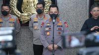Kapolri Jenderal Listyo Sigit Prabowo. (Dok Humas Polri)