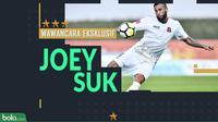 Wawancara Eksklusif Joey Suk (Bola.com/Adreanus Titus)