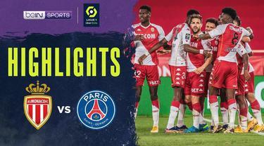 Berita video gol-gol yang tercipta dalam pertandingan AS Monaco kontra PSG pada pekan ke-11 Liga Prancis 2020/2021, Sabtu (21/11/2020) dinihari WIB.