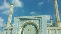 Masjid Muhammadiyah di Kota Samarinda, Kaltim.