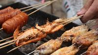 Resep Sate Seafood - Image by woshiyuayu from Pixabay
